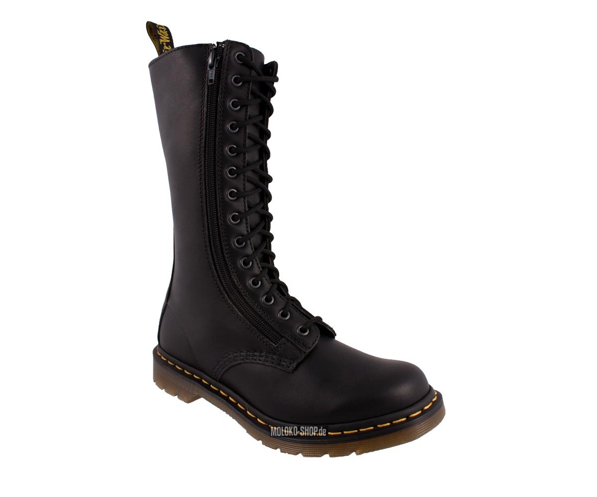 Dr. Martens 14 Eye Zip Black Eur 37 (UK4)