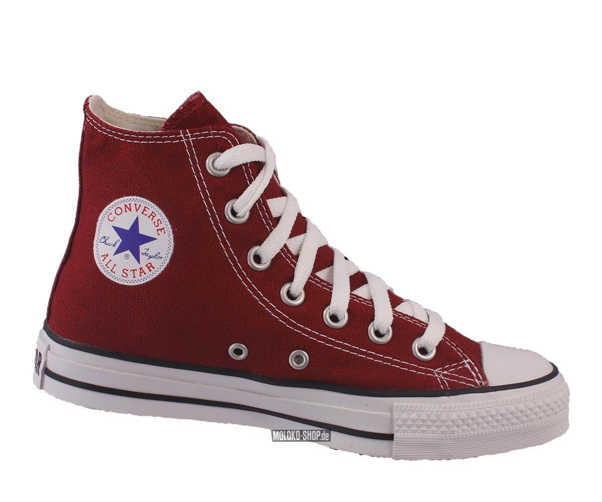 Converse Chucks Hi maroon 43