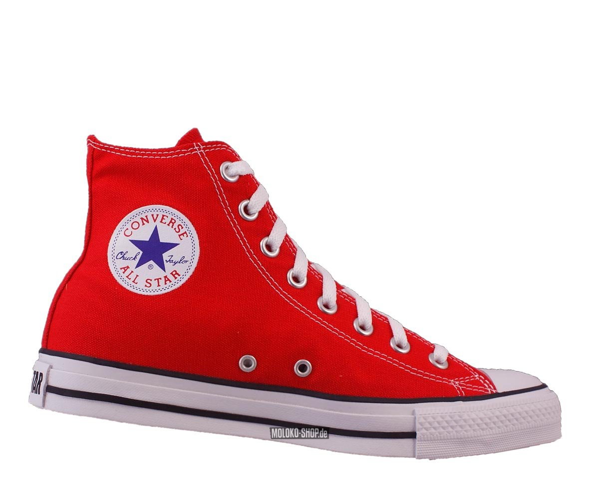 Converse Chucks Hi red