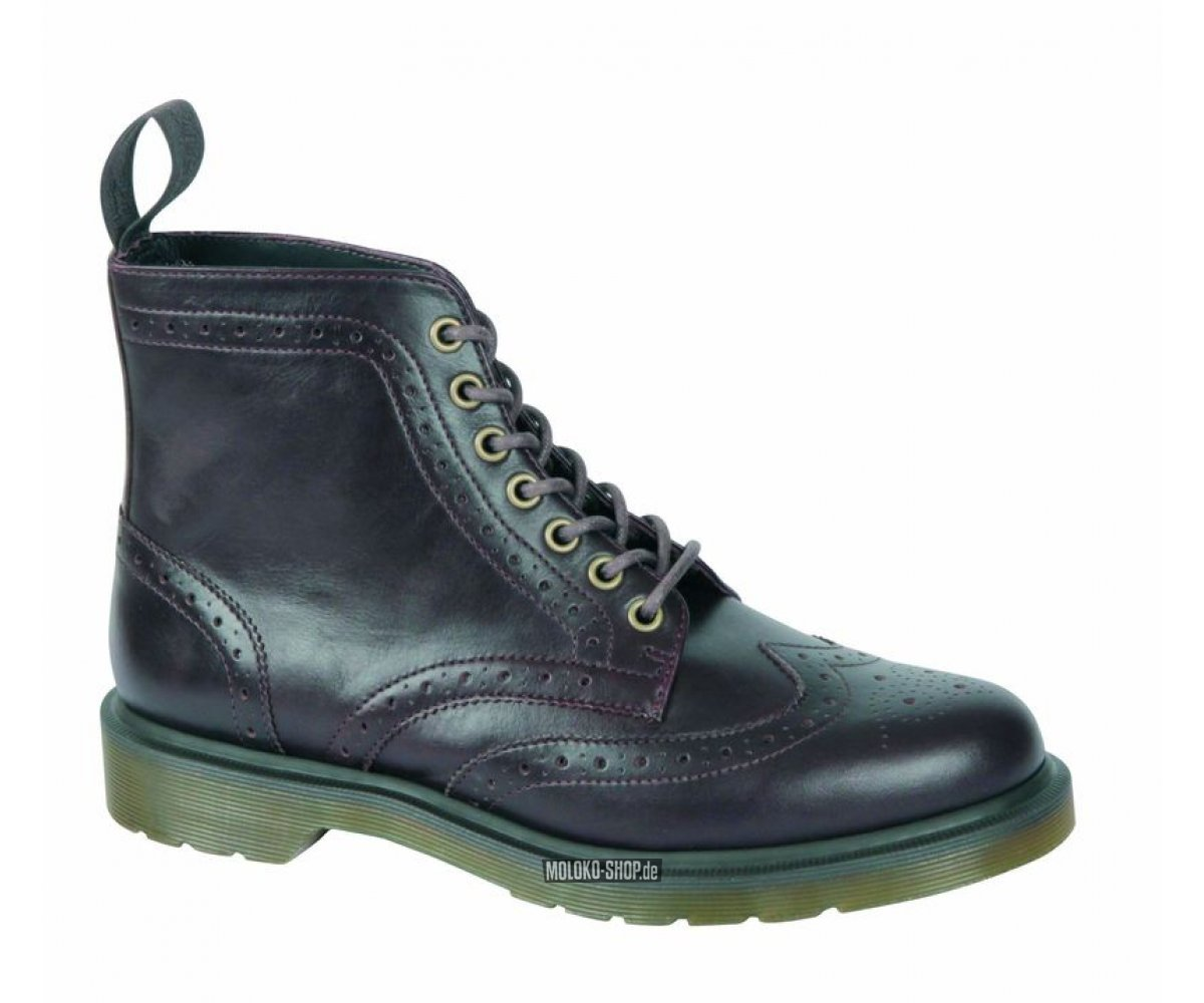 Dr Martens  Analine Brown Shoes