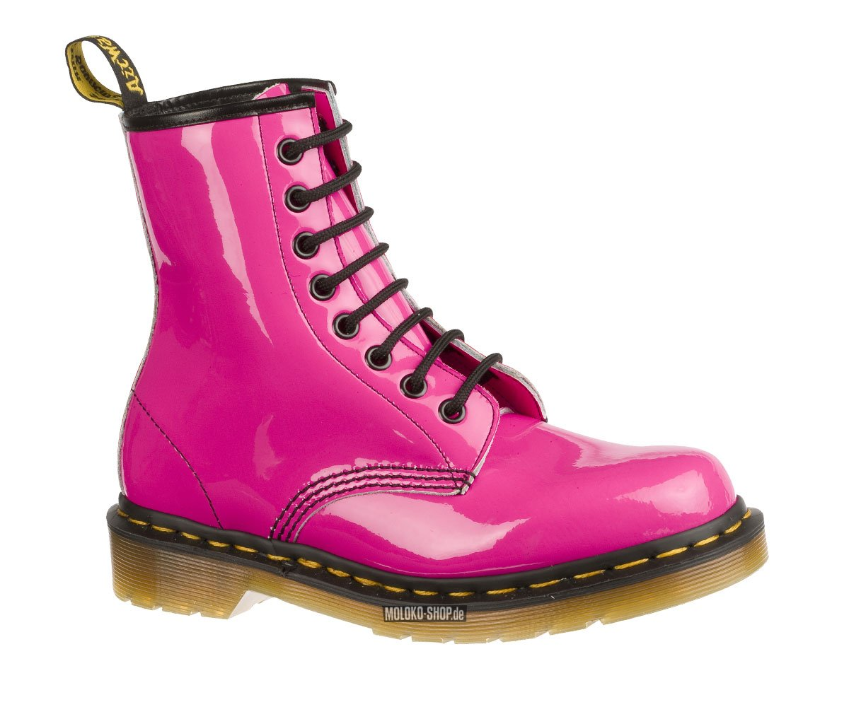 Baby Pink Dr Martens Shoes
