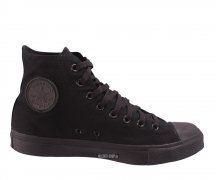 Converse Chucks Hi black monochrome