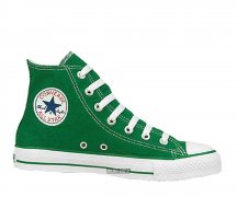 Converse Chucks Hi celtic green