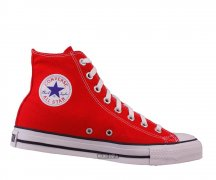 Converse Chucks Hi red