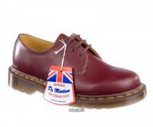 Dr. Martens 3 Eye Vintage Quilon Oxblood