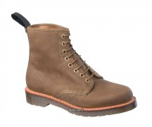 Dr. Martens 8 Eye Windsor Lark Tan