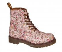 Dr. Martens 8 Eye Pink Meadow