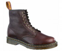 Dr. Martens 8 Eye Polished Inuck Brown