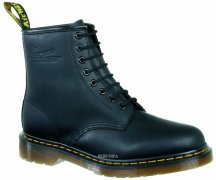 Dr. Martens 8 Eye Greasy Black