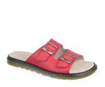 Dr. Martens Breeze Ada 2 Strap Red