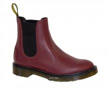 Dr. Martens Chelsea Boot Cherry Red