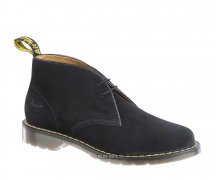 Dr. Martens County Desert Boot Sawyer Black