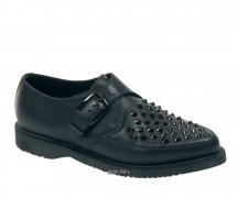 Dr. Martens Applique Dayton Studded Monk Black