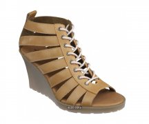 Dr. Martens Elevate Mona Strappy Sandals Sand
