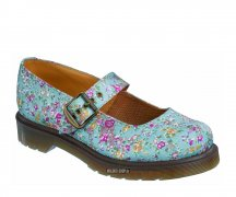 Dr. Martens Mary Jane Blue Meadow