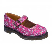 Dr. Martens Mary Jane Coral Meadow