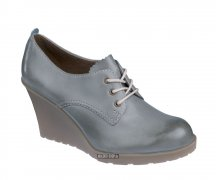 Dr. Martens Mimi Burnished Servo Lux Grey