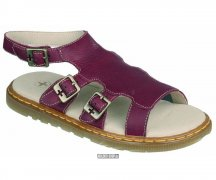 Dr. Martens Sandalen Angela Rouge Grizzly 13871601