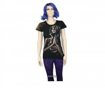 Iron Fist T-Shirt Girl Almera Prayer