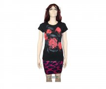 Iron Fist T-Shirt Girl English Roses SS Tee