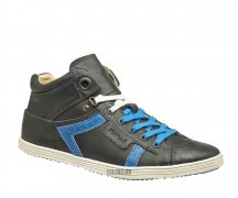 Kickers Amsterdam Black