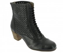 Kickers Ankel Boot Sechicbis Black Olympia 419500-508