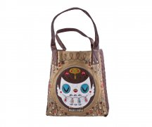 Loungefly Crowded Teeth OWL Tote Bag