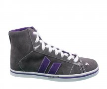 Macbeth Nolan Suede grey/purple