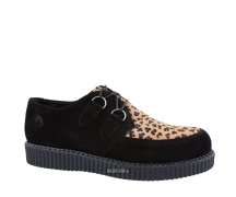 Nevermind Lo Creeper Haley Suede Leo