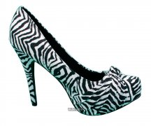 Pin Up Couture Safari Zebra