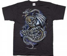 T-Shirt Blue Draphil