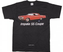 T-Shirt Chevrolet Impala SS Coupe