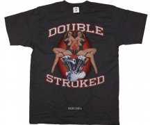 T-Shirt Double Stroked Men L