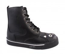 T.U.K. Kitty Boot black