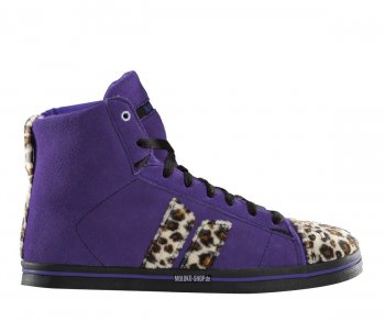 Macbeth Nolan Cassadee Purple/Leopard