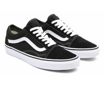 Vans Old Skool Black White EUR 43 / US Men 10