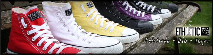 Ethletics Sneaker Fair Vegan Nachhaltig
