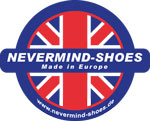 Nevermind-Shoes Logo