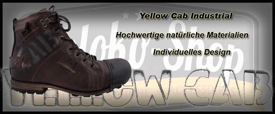 Yellow Cab Sandalen, Yellow cab sneaker high tan herren