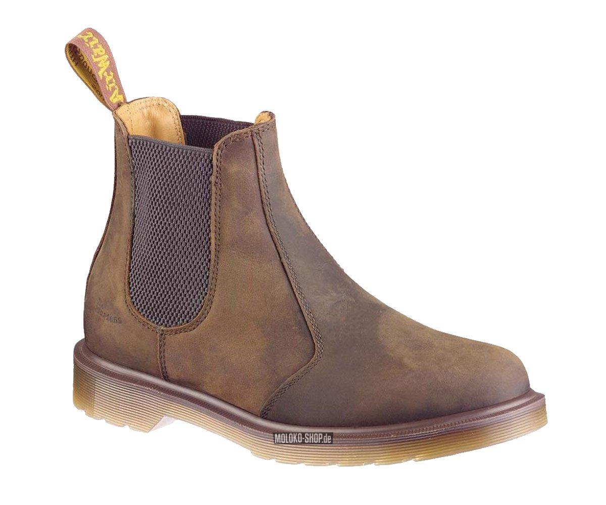 dr martens chelsea boots crazy horse gaucho ein stiefel. Black Bedroom Furniture Sets. Home Design Ideas