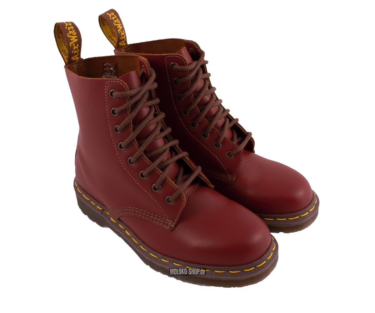 dr martens 8 loch oxblood boots vintage aus england 249 99. Black Bedroom Furniture Sets. Home Design Ideas