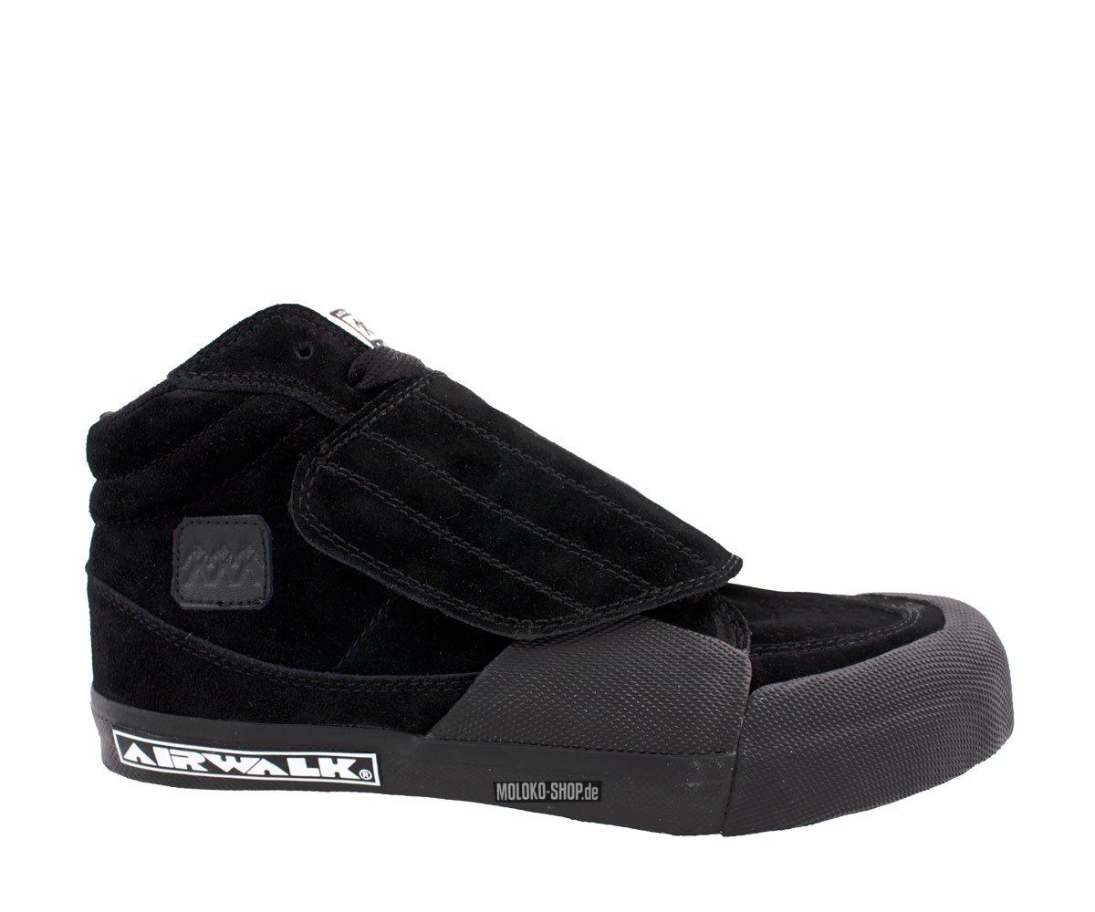 Airwalk Vic Black Velcro 38443b Der Kult Skate Schuh