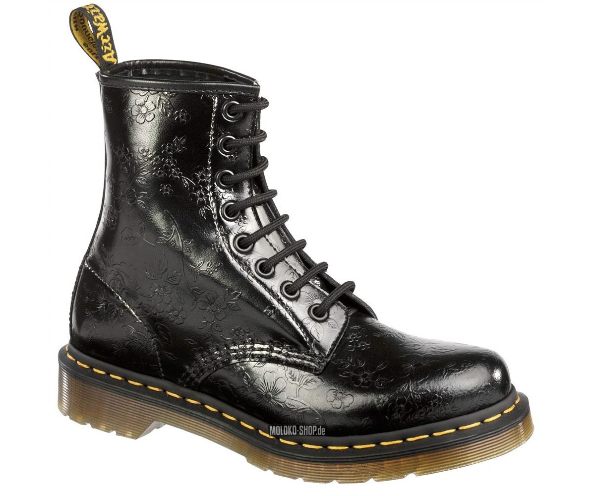 Dr Martens Shoes Men Black