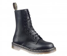 Dr. Martens 1490 10 Eye  Black Smooth 11857001