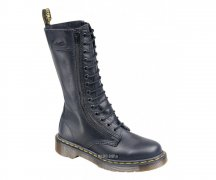 Dr. Martens 14 Eye Zip Black