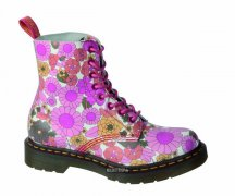 Dr. Martens 8 Loch 1460 Pascal Vintage Daisy 13512650