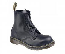 Dr. Martens 7 Eye Steelcaps Black Eur 43 (UK9)