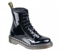Dr. Martens 8 Eye Patent Black Eur 38 (UK5)