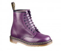 Dr. Martens 8 Eye 1460 Purple  Smooth 11821500