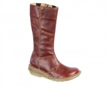 Dr. Martens NTG Zip Boot Red